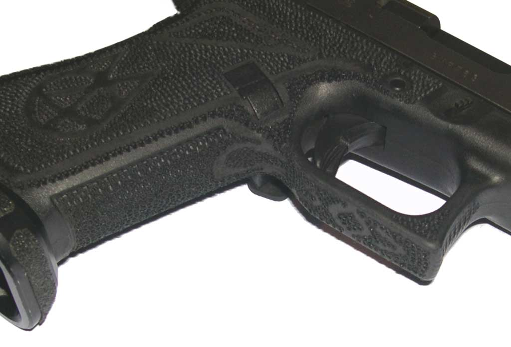 glock modifications for action shooting events. Black Bedroom Furniture Sets. Home Design Ideas